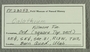 PP 23043 Label