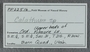 PP 22516 Label