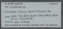 PP 24205 Label