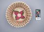 361092 iep, coconut palm leaf midrib basket