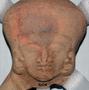 604 clay (ceramic) figurine whistle fragment