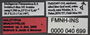 Brachypelus newtoni HT labels