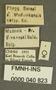 Pheggomisetes buresi medenikensis PT labels