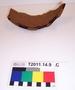 359129.3 obaluaiye, ceramic pot fragment