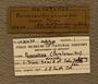 UC 32434 Label
