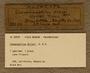 UC 32529 Label