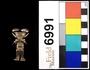 6991 gold figure
