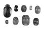 238023: faience scarab