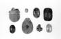 238037: faience scarab