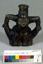 174543: Sculpture clay pottery figure