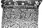190353: Mola Cotton applique textile