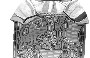 190354: Mola Cotton applique textile