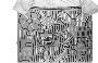 190357: Mola Cotton applique textile