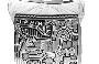 190361: Mola Cotton applique textile