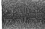 190444: Mola Cotton applique textile