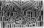 190445: Mola Cotton applique textile