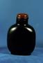 232016: snuff bottle heliotrope, gilded