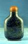 232251: snuff bottle lapis lazuli, cora