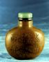 232308: snuff bottle agalmatolite, jade