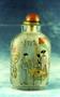 232479: snuff bottle glass, pigment