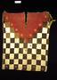 1534: woven cloth poncho