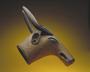 175620: Wood mask depicting Buffalo
