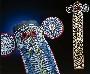 174140: Elephant Society mask beads