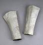 33111: pair of sleeves silk