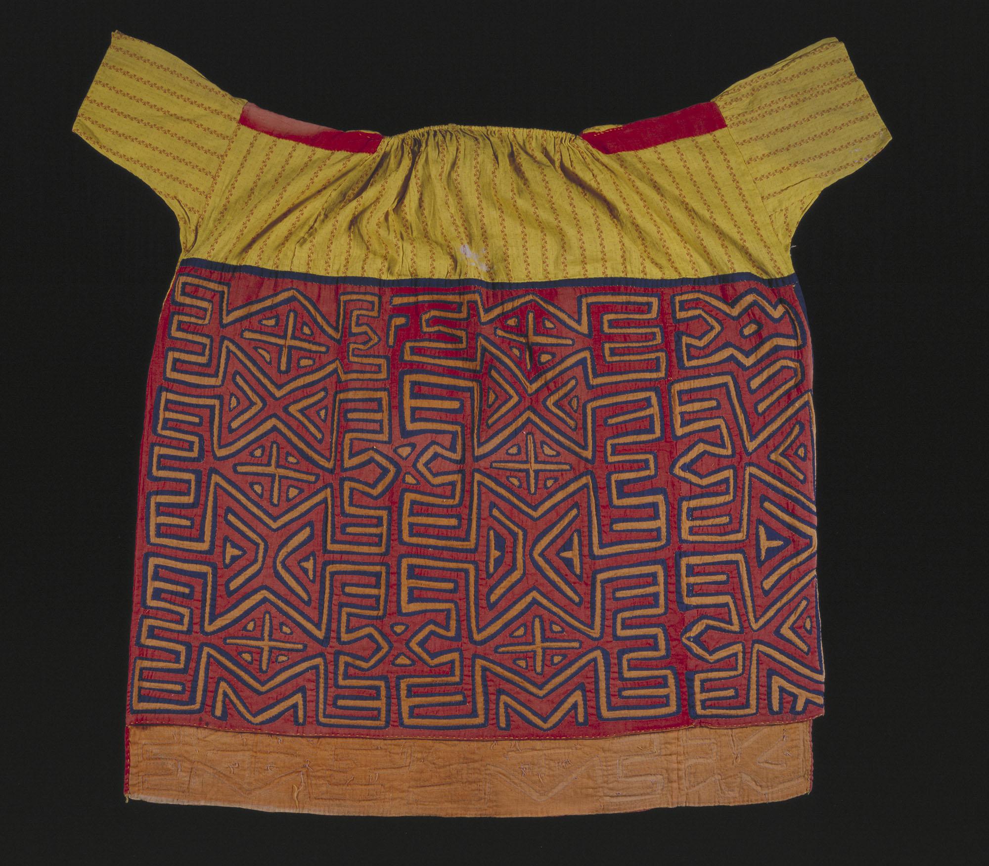 67855 Yellow Ashanti Beads