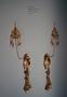 209956: Pair of Gold slender earrings