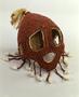 221700: Helmet mask beaded