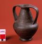 24981: earthenware urn