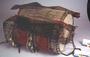 209112: wood, brass, hide drum