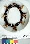 172730: glass beads, animal teeth