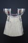 92536: cotton, bead shirt [Blouse]
