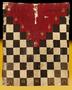 1534: woven cloth poncho Inca textile