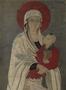 116027: Chinese Madonna scroll