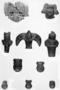 153544: Ocarinas, whistles, and fragments