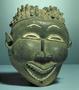175574: Wood dance mask