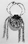 126144: brocaded satin, cord pair of