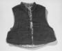 234767: black cotton child's vest