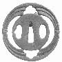 131257: Tsuba sword guard 18th century