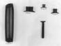 164651: Obsidian ear plugs