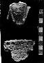 156564: Alabaster vessel fragment