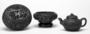 166436: Cinnabar bowl and lid Laquerwar