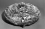 123867: Circular embossed jewel-box