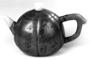 119970: hybrid teapot in pumpkin form