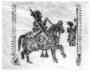 235988: Rubbing of memorial stone, made