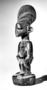 221300: [twin] figure sculpture, wood