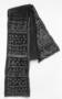 128023: Charmed sash or belt cotton